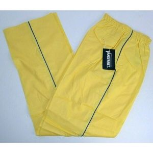 Vtg 1980's Vanderbilt Tennis Track Pants